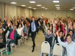 PALESTRA O SEGREDO DAS VENDAS FALA DE MOTIVAÇÃO E BUSCA PELOS SONHOS