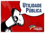 PREFEITURA ANUNCIA MUDANÇAS NO ESTACIONAMENTO ROTATIVO