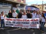 ACIEI PARTICIPA DE CAMINHADA PELA PAZ