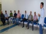 NOVOS DIRETORES E CONSELHEIROS PARTICIPAM DE PRIMEIRA REUNIÃO DA GESTÃO INTEGRAÇÃO
