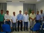 PREFEITO SE REUNE COM COMERCIANTES PARA DISCUTIR INÍCIO DA PRIMEIRA ETAPA DAS OBRAS DE REVITALIZAÇÃO