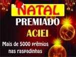 ACIEI RECEBE CERTIFICADO DE AUTORIZAÇÃO PARA CAMPANHA DE NATAL