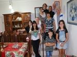 GANHADORA RECEBE PRÊMIO DA CAMPANHA - A CASA MAIS ILUMINADA DE ITAJUBÁ