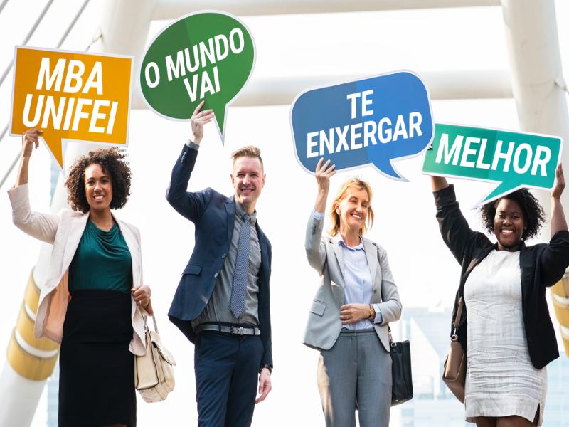 INSCRIÇÕES ABERTAS PARA O MBA UNIFEI 2019