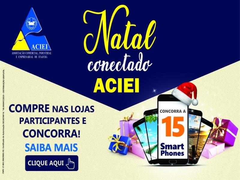 NATAL CONECTADO ACIEI 2019