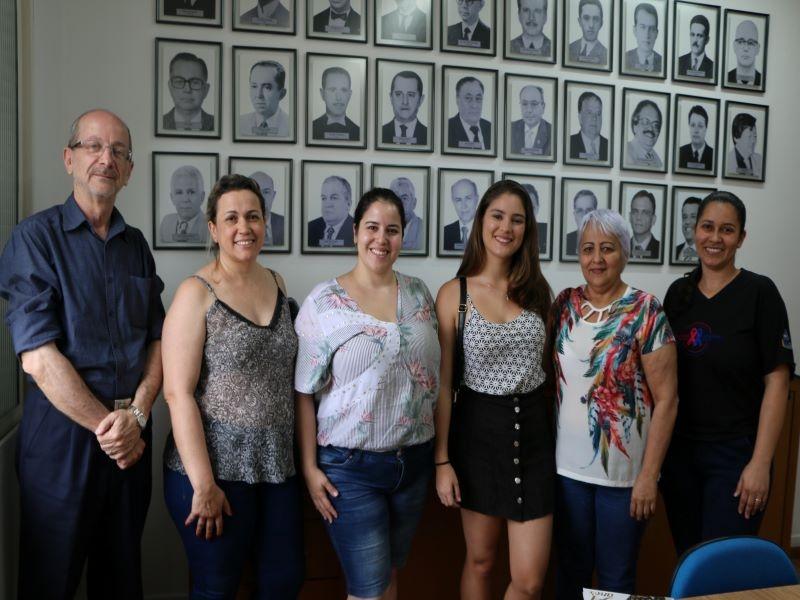 ACIEI RECEBE VISITA DE COMITIVA FORMADA POR REPRESENTANTES DA FEDERAMINAS E DA CIDADE DE CAPITÓLIO