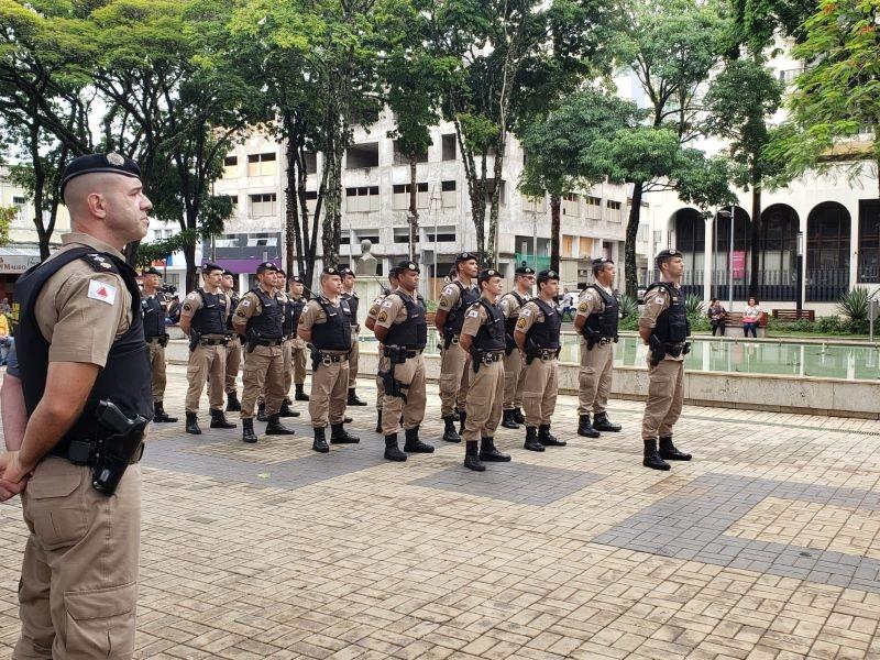 PM LANÇA OPERAÇÃO NATALINA 2019