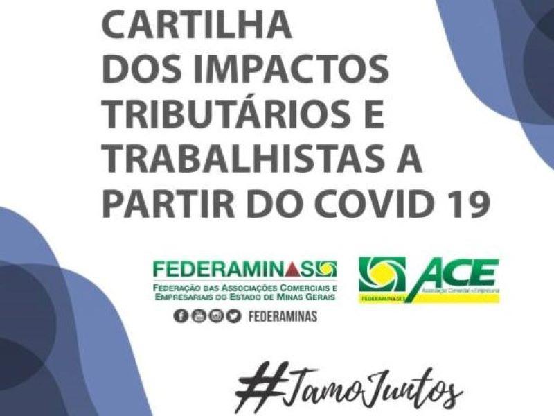 CARTILHA DOS IMPACTOS TRIBUTÁRIOS E TRABALHISTAS A PARTIR DO COVID-19