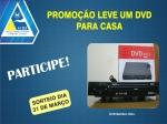 FACEBOOK: ACIEI IRÁ SORTEAR UM APARELHO DE DVD