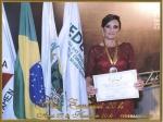 MÉRITO EMPRESARIAL 2014 –  EMPRESÁRIA ITAJUBENSE  É HOMENAGEADA PELA FEDERAMINAS